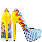 I CANT EVEN WITH THESE SHOES!    Why can't I get them before comicon?!?!