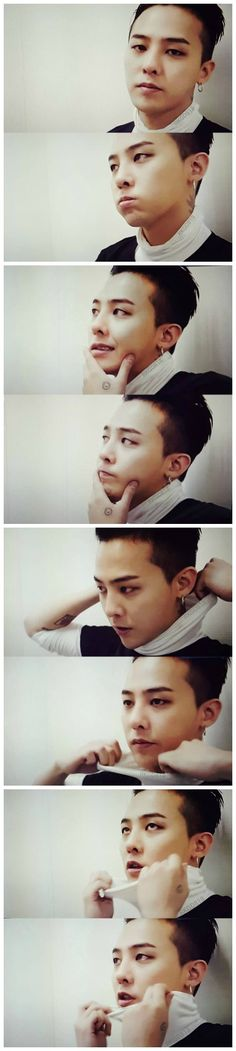 this man is art ~ #gdragon<--I agree