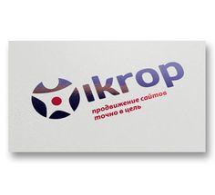 ikrop - логотип компании