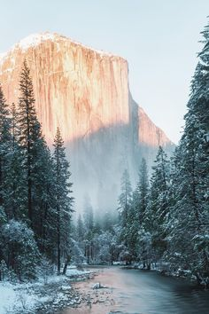 "banshy: ""Yosemite National Park by Christian A. Schaffer """