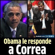 osCurve   Contactos : Barack Obama dedicó un espacio de su discurso para...