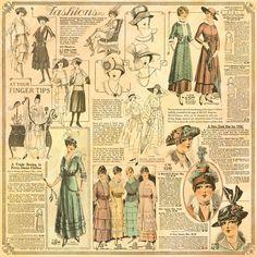 La-gazette-A Ladies Diary - Graphic 45