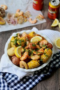 Easy Summer Shrimp Boil | Joy The Baker | Bloglovin'
