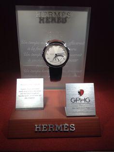 El Tiempo Supendido de Hermes