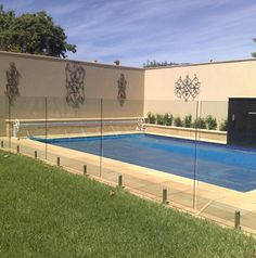 Urbano Glass Pool Fencing