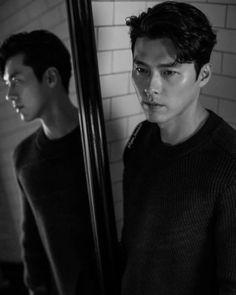 with Hyun Bin - Premiering on December 2018 ----- Korean Male Actors, Actors Male, Asian Actors, Korean Celebrities, New Actors, Actors & Actresses, Kim Sun Ah, Mbc Drama, Min Gyu