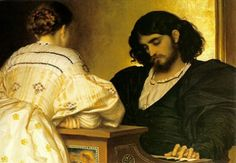 The Golden Hours, 1864~ Lord Frederick Leighton