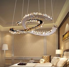 Quality Modern Pendant Lamp manufacturers & exporter - buy Chanel Shape Crystal Pendant Lamp For Kitchen Bedroom Restaurant Cloths Shop Hanging Lights from China manufacturer. Cheap Chandelier, Black Chandelier, Crystal Chandeliers, Bubble Chandelier, Pendant Lamp, Pendant Lighting, Crystal Pendant, Chanel Lamp, Hanging Lights