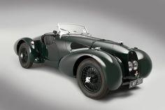 Aston Martin Type C, 2 Litre Speed Model (1939)