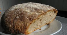 Thought For Real Food: Homemade Sourdough Sweet and Sour Bread with Caraway Seeds