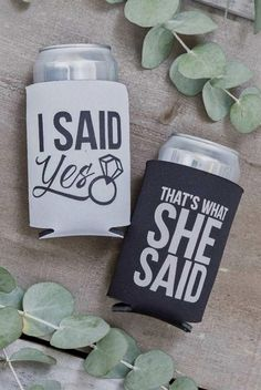 There are plenty of fun bachelorette party ideas that you can implement into your bash. Let the bride get wild one last time before her big day. Wedding Koozies, Wedding Gifts For Groom, Wedding Invitations, Cheap Invitations, Invitation Envelopes, Invitations Online, Wedding Shirts, Bride Shirts, Casual Wedding