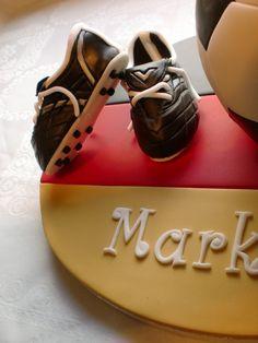 Soccer Shoes gumpaste