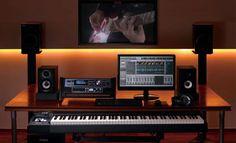 Home Recording Studio Set-Up