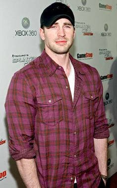 Chris Evans( He is KILLING ME with the HAT!!!!!!!!!) MY GOD!