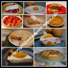 Fresh Peach Pie Recipes