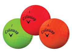 Golf Ball Crafts Callaway Superhot Bold Golf Balls Launched - Golf Monthly - The new Callaway Superhot Bold golf balls have been unveiled, bringing coloured matte finish balls to Callaway's range for the first time. Golf Tournament Gifts, Golf Clubs, Golf Ball Crafts, Perfect Golf, Callaway Golf, Golf Lessons, Golf Gifts, Balls, Golf Stuff