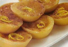 Portuguese Desserts, Portuguese Recipes, Portuguese Food, Apple Recipes, Sweet Recipes, Great Desserts, Dessert Recipes, Magic Cake Recipes, Cake Pops