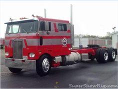 coe Peterbilt custom 362