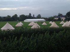 Create your own festival with bell tent hotel Bell Tent, Gazebo, Outdoor Structures, Weddings, Create, Kiosk, Wedding, Pavilion, Marriage