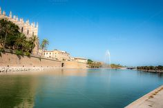 Check out Historic view palma de mallorca by ChristianThür Photography on Creative Market