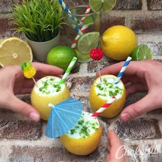 Fall Recipes, Snack Recipes, Cooking Recipes, Wow Recipe, Alcoholic Desserts, Alcohol Drink Recipes, Snacks Für Party, Summer Drinks, Creative Food