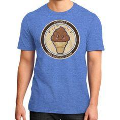 THIS ISN'T Ice Cream District T-Shirt (on man)