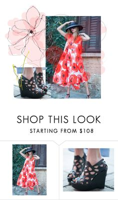 """""""Blume...."""" by neotericstudio ❤ liked on Polyvore featuring Blume"""