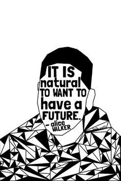 Tamir Rice - Black Lives Matter - Series - Black Voices Art Print