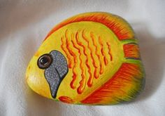 12 Rubber Duck, Amphibians, Stone Painting, Coin Purse, Fish, Painted Stones, Toys, Decorations, Art