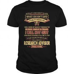 RESEARCH-ADVISOR T-SHIRTS, HOODIES (21.99$ ==► Shopping Now) #research-advisor #SunfrogTshirts #Sunfrogshirts #shirts #tshirt #hoodie #tee #sweatshirt #fashion #style
