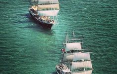 Cross the South Pacific and Round Cape Horn on square rigger Tenacious | Classic Sailing