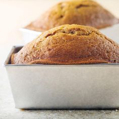 Your fall baking list isn't complete without a batch (or two) of this pumpkin-spice bread.