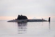 Este es el nuevo y gigantesco submarino nuclear ruso