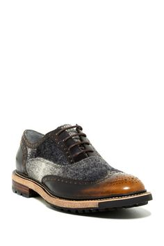 Empire Wingtip Oxford  Sponsored by Nordstrom Rack.