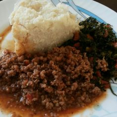 Zambian Food, Nigerian Food, Mince Meat, Delicious Magazine, Love Food, Grilling, African, Beef, Meals
