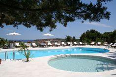 Hotel Balocco - Porto Cervo  dettaglio nostra piscina, adulti e bambini  detail of our swimming pool, for adults & kids