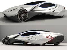 This futuristic concept car has been inspired by the bull and is designed with identical features and aesthetics of the same. This compressed natural gas (CNG) powered vehicle is extremely cost-effective and features an aggressive and aerodynamic exterior design with various unique body parts. The interior has been designed with a more soothing touch by featuring a laidback driving posture, ensuring a more relaxed driving experience for the riders.