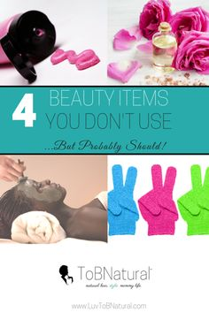 Beauty Items You Don't Use But Probably Should!