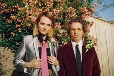Petra Collins Shoots Clem Creevy & Isaac Soloway-Strozier For Prom | Fashion Magazine | News. Fashion. Beauty. Music. | oystermag.com