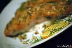 Kuchnia Bazylii: Łosoś w orzechach włoskich