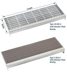 Best Welded Aluminum Prefab Stairways Galvanized Stairs 640 x 480