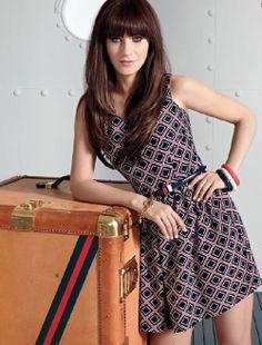 Zooey Deschanel fashion: Zooey Deschanel dresses for sale here! Visit www.ajandcjplay.com for exact matches $100-$200 bucks!!!