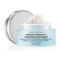 Shop Peter Thomas Roth& Water Drench Hyaluronic Cloud Cream at Sephora. This hyaluronic acid face cream provides skin with hydration. Hyaluronic Acid Cream, Hyaluronic Acid Moisturizer, Retinol Cream, Cleanser, Peter Thomas Roth, Hydrating Face Cream, Beauty Water, Beauty Bay, Shopping