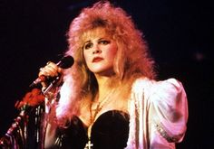 Stevie Nicks (active 1967-present) Influential singer Stevie Nicks rose to prominence in the Seventies as a member of British-American rock band Fleetwood Mac. She wrote some of the band's most popular songs, including Dreams and Rhiannon. In the Eighties, she launched a successful solo career, despite her well-documented addiction to cocaine and tranquilizer Klonopin, which culminated in her undergoing rehab in 1986 and 1994. The Arizona-born 64-year-old was inducted into the Grammy