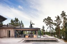 JOARC | ARCHITECTS - Villa Korsholmen