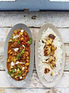 Fantastic Fish Tikka Curry | Fish Recipes | Jamie Oliver