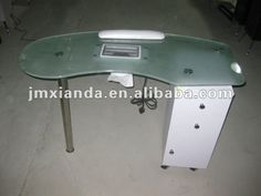 Glass Manicure Table , Find Complete Details about Glass Manicure Table,Glass Manicure Tables With Fan,Glass Glass Manicure Tables With Fan,Glass Glass Manicure Tables With Led from Nail Tables Supplier or Manufacturer-Jiangmen Xianda Hardware Factory Manicure Table For Sale, Nail Room, Glass Table, Poker Table, Desk, Storage, Manicure Ideas, Furniture, Home Decor