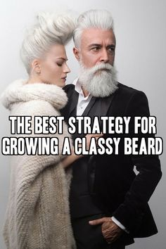 In order to pull off a classy beard style, you need to take a few things into consideration to pull it off at Beardoholic.com