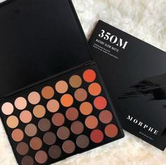 [New] The 10 Best Makeup Ideas Today (with Pictures) - Paleta Morphe totalmente opaca Paleta Morphe, Morphe 350m, I Love Makeup, Cool Drawings, Best Makeup Products, Amazing Photography, Glow, Blush, Eyeshadow