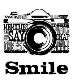 Smiley whiley #camera #smile
